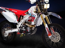 Honda CRF 450X BAJA RACE READY