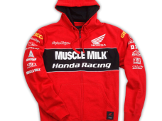 Troy Lee Designs - Honda Team Fleece Zip-Up