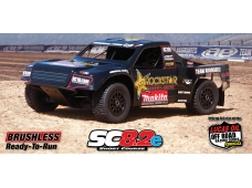 Team Associated SC8.2e ROCKSTAR 1:8 2.4GHz RTR
