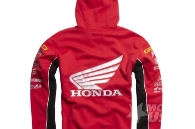 Fox - Honda Team