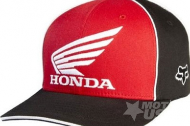Fox - Honda Team Hat