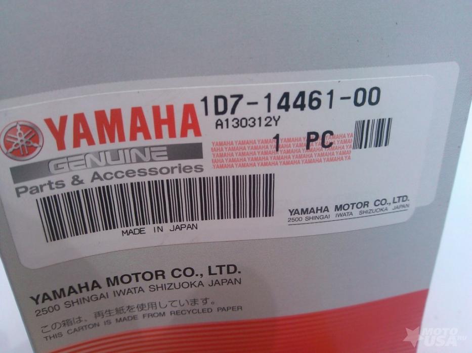 воздушный фильтр yamaha гидроцикл