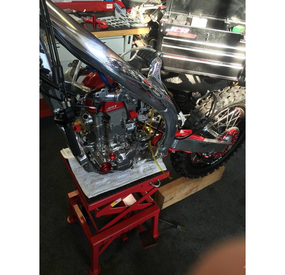 F B E E C De Ff Ee Ff E A on Honda Crf450x Street Legal Kit